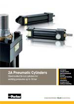 2A Pneumatic Cylinders