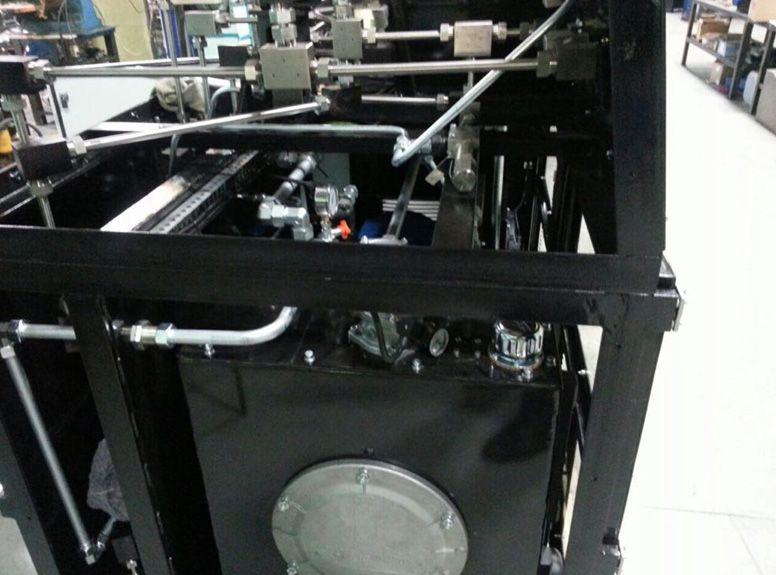 Стендовое оборудование. Испытательный стенд РВД